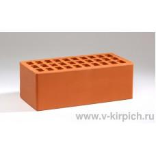 Кирпич лицевой красный утолщенный ГОСТ 530-2012 Воротынск
