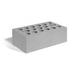 Кирпич керамический полуторный лицевой серебро Керма 1,4 НФ