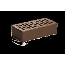 Кирпич керамический пустотелый утолщенный 1,4НФ шоколад