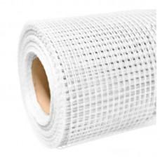 Сетка усиленная армирующая щелочеустойчивая 100x5000 8x8мм 210г/м2, 50 м2 quick-mix RU-PUG