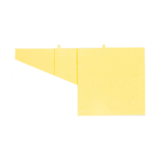 Вентиляционная коробочка бежевая VENTEK