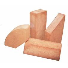 Кирпич керамический полнотелый фасонный (фигурный)