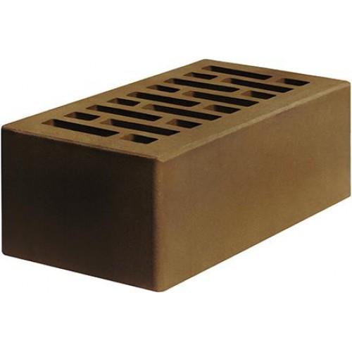 Кирпич керамический полуторный лицевой коричневый Строма 1,4 НФ