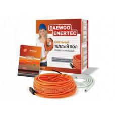 Теплый пол одножильный кабельный DW21C Enerpia Cable professional