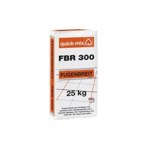 Затирка для швов FBR 300 темно-коричневая