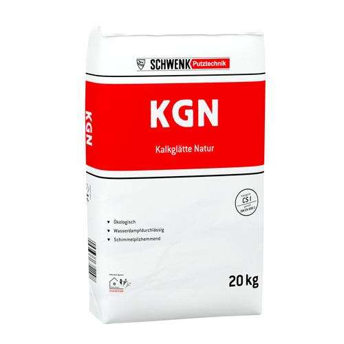 Известковая шпаклевка «Kalkglätte Natur» KGN