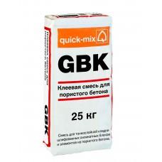 Клей для газосиликатных блоков GBK