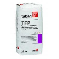 Трассовый раствор для заполнения швов многоугольных плит TFP темно-коричневый