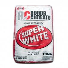Цемент белый Adana CEM I 52,5 R