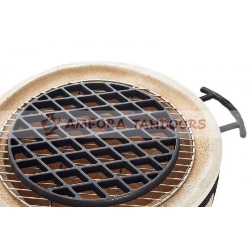 Решетка для стейков d 275 мм с матовым керамическим покрытием