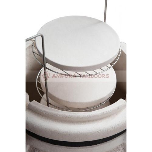 Камень для выпечки 21 см (подходит для средних и больших этажерок)