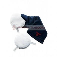 Набор для приготовления лепешек (рукавица, 2 подушки)