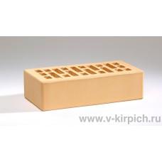 Кирпич лицевой соломенный одинарный ГОСТ 530-2012 Воротынск
