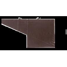 Вентиляционная коробочка коричневая VENTEK