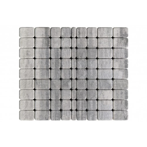 Тротуарная плитка КЛАССИКО COLOR MIX Тип 7 «Туман»
