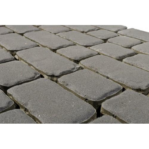 Тротуарная плитка РИВЬЕРА «Серый»